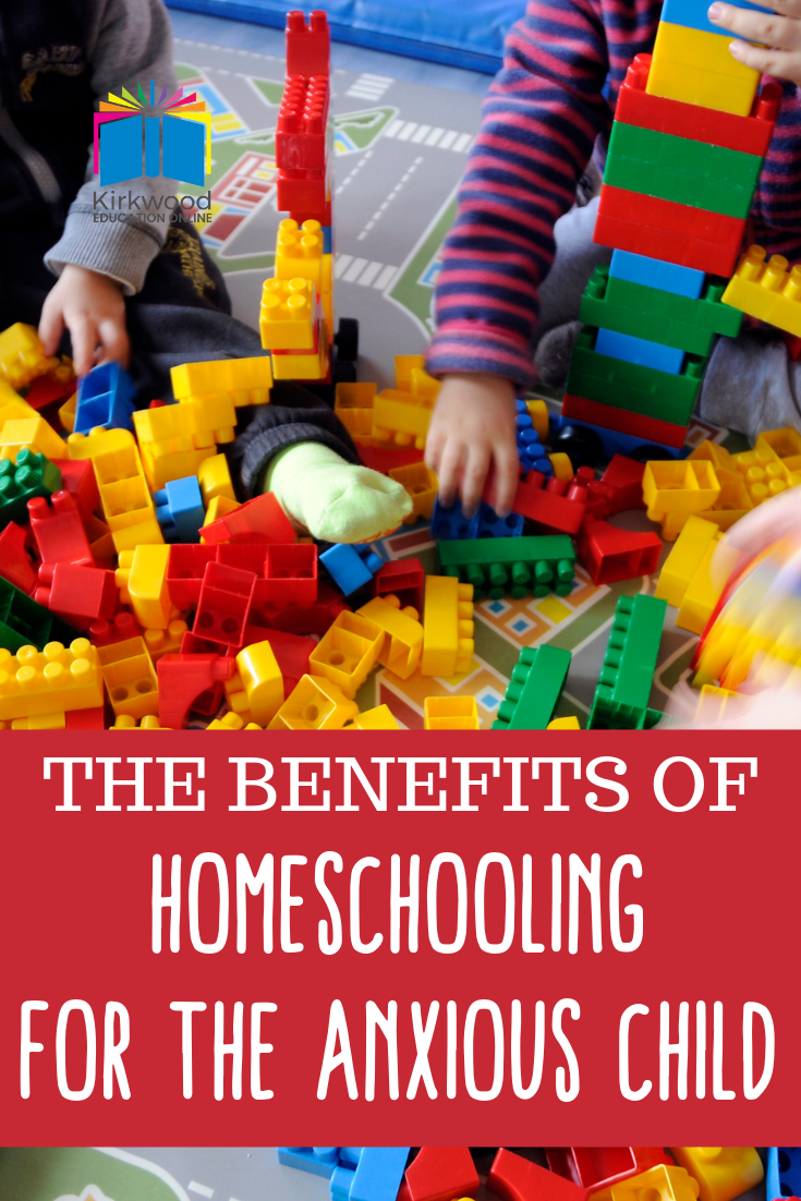 The benefits of homeschooling an anxious child
