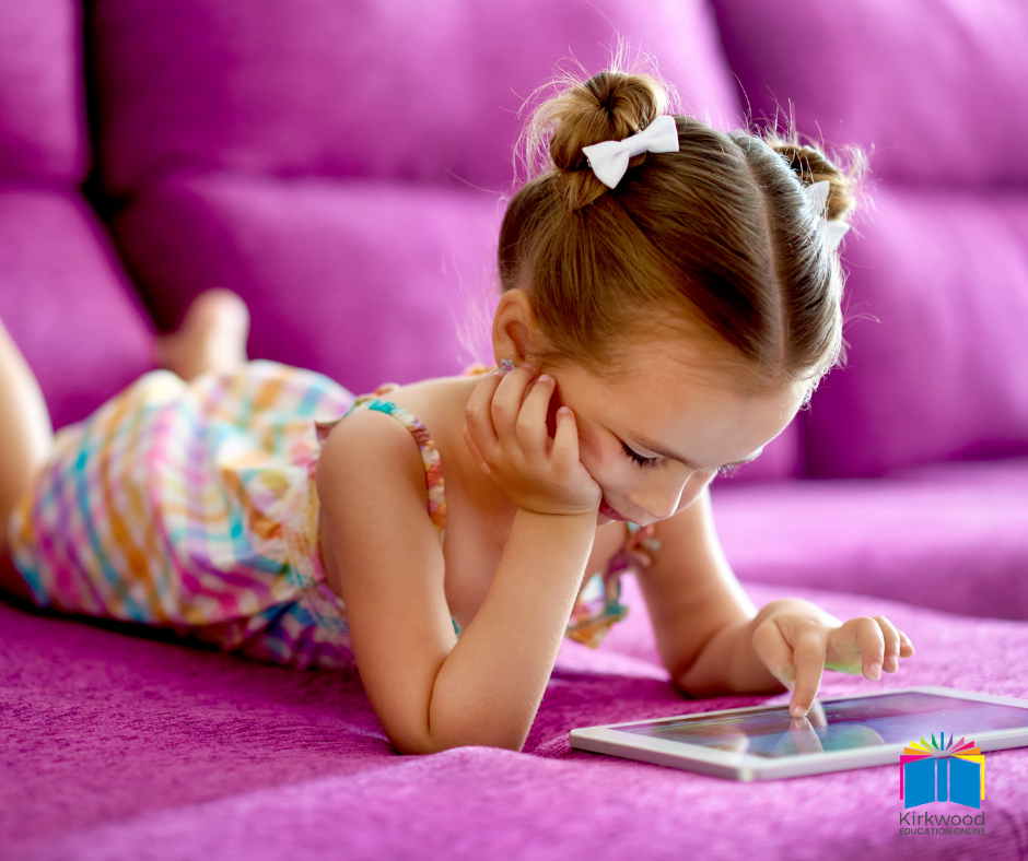 How to use online learning in your preschool